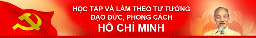 Học tập tư tưởng HCM banner giữa